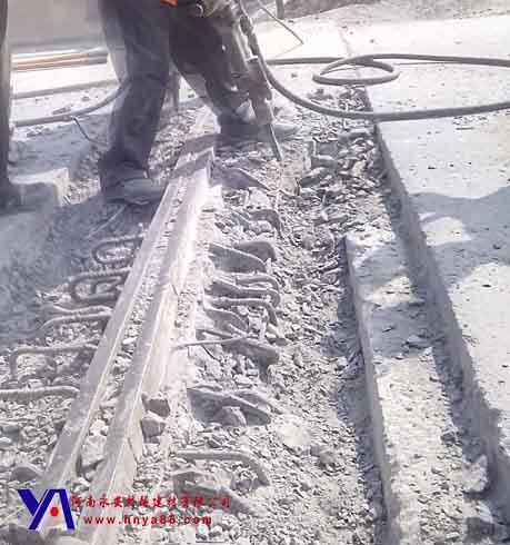 桥梁深层裂缝修补料